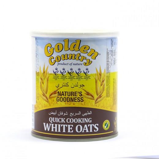 Golden Country White Oats Tin 500 g