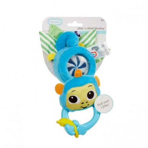 Little Tikes Baby Jitter N Whirl Monkey