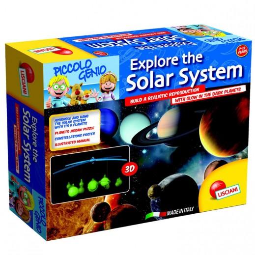 Piccolo Genio Solar System Construction Game