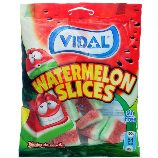 Vidal Watermelon Jelly 100 g