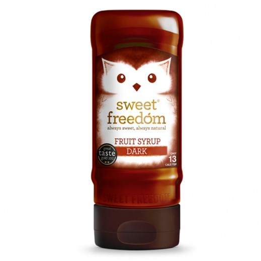 Sweet Freedom Dark Fruit Syrup 350 g