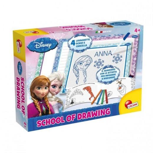 Lisciani Frozen School Of Drawing