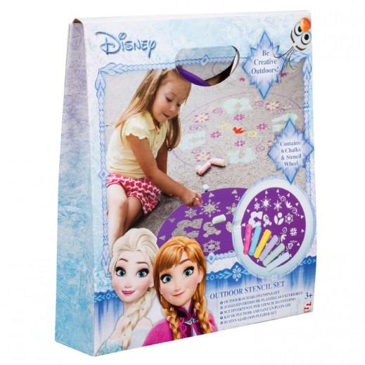 Disney Frozen Outdoor Colour Fun Set