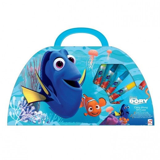 Disney Pixar Finding Dory Carry Toy Painting
