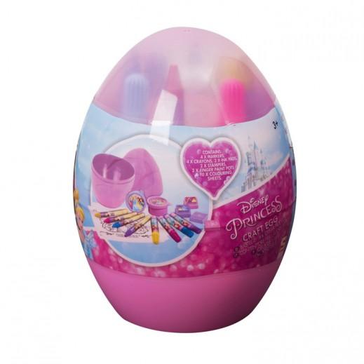 Disney Princess Craft Kit Egg Shape