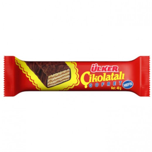 Ulker Cikolatli Wafer Chocolate 40 g