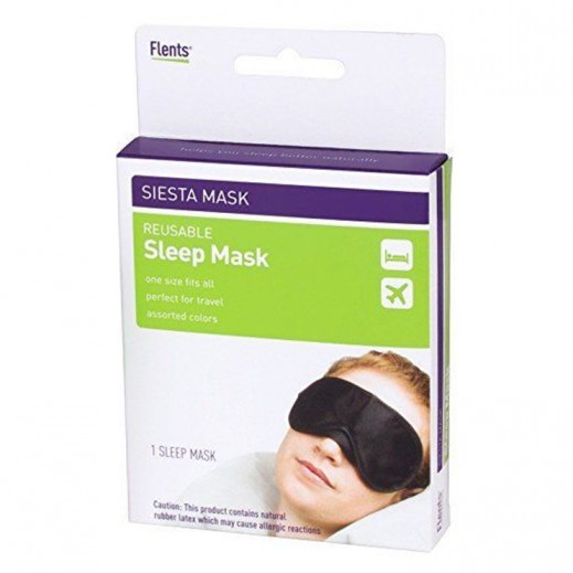 Flents Reusable Sleep Mask 1 Mask