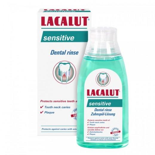 Lacalut Sensitive Dental Rinse 300 ml