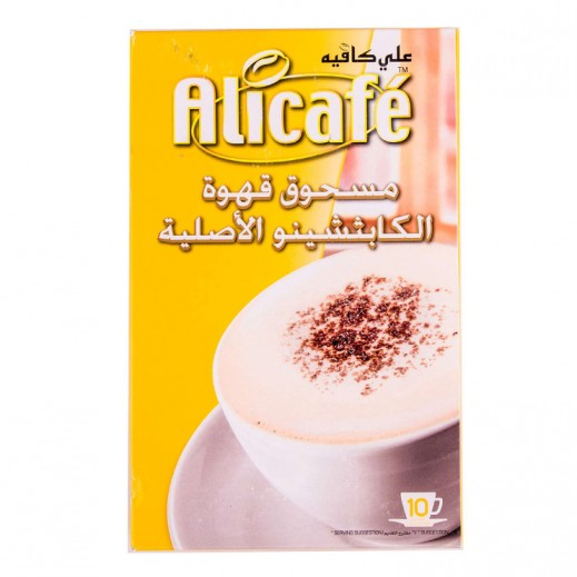 Ali Cafe Cappuccino Original 10x20 g