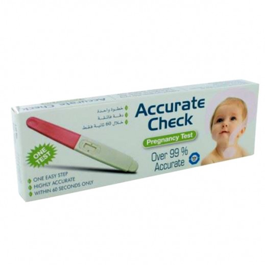 Pentacare Accurate Check Pregnancy Test