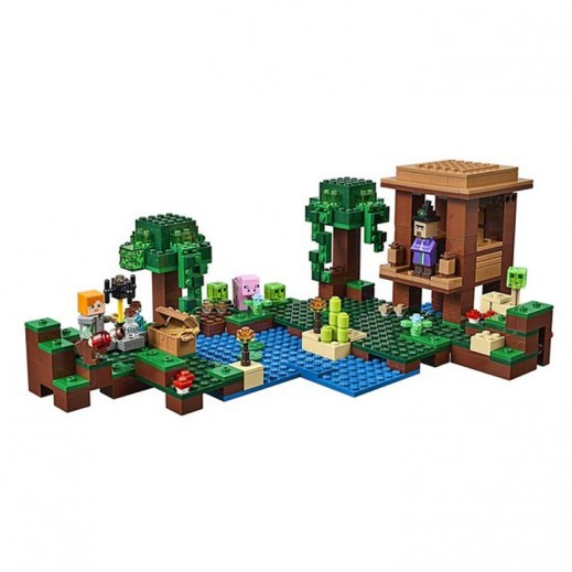 Lego Minecraft The Witch Hut
