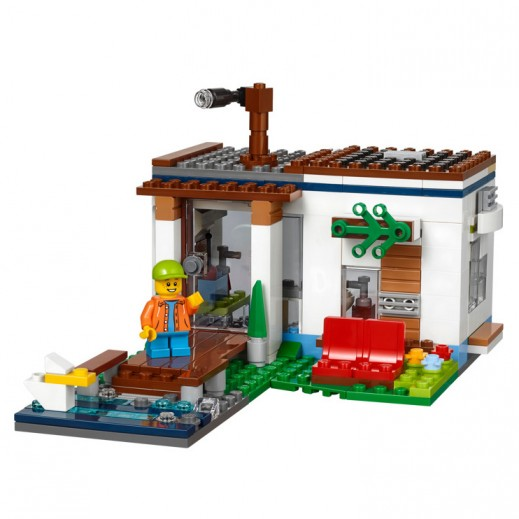 Lego Creator 3 in 1 Modern Home Set