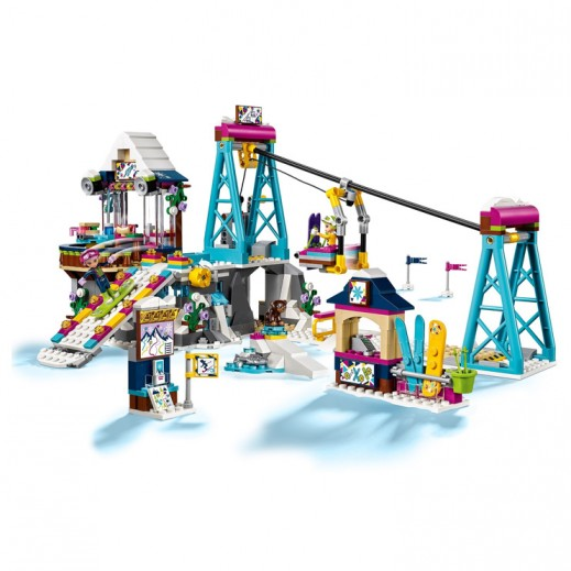 Lego Friends Snow Resort Sky Lift