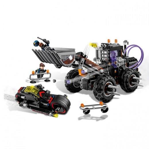 Lego The Batman Movie Two Face Double Demolition