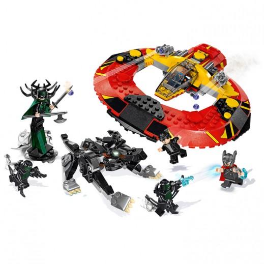 Lego Confidential Spiderman 3