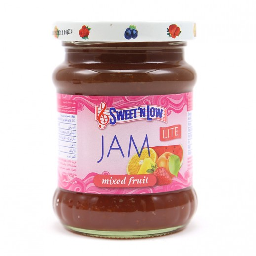 Sweet N Low Lite Mix Fruits Jam 250 g