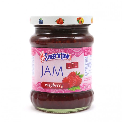 Sweet N Low Lite Raspberry Jam 250 g