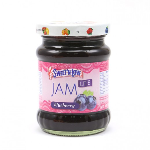 Sweet N Low Lite Blueberry Jam 250 g