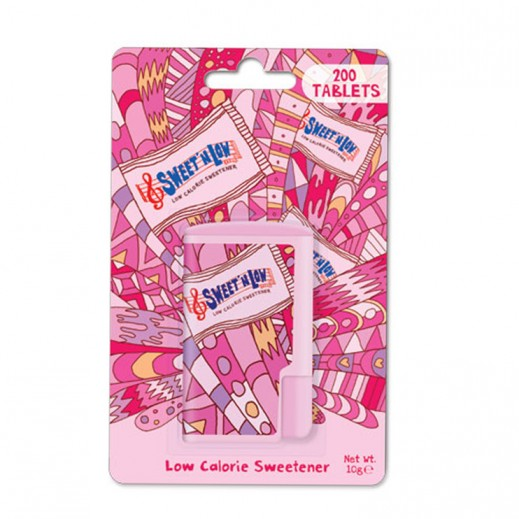 Sweet N Low Sweetener 200 tablets