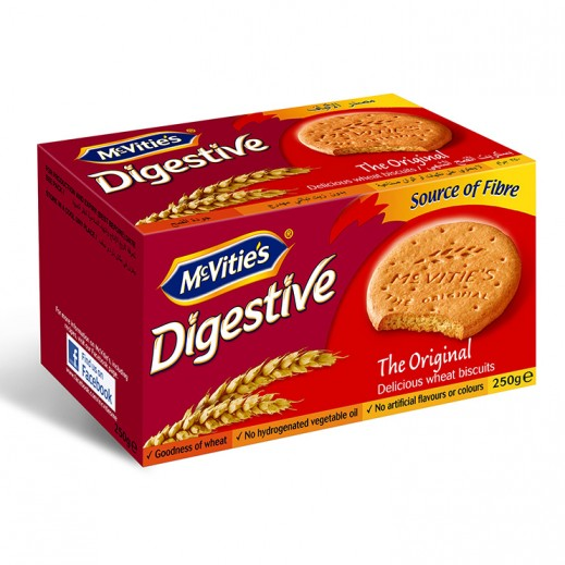 Mc Vities Digestive Biscuits 250 g