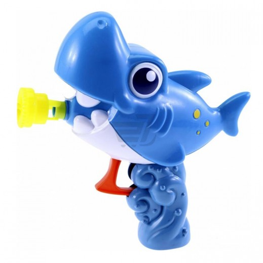 Bubble Fun Friction Power Shark Bubble