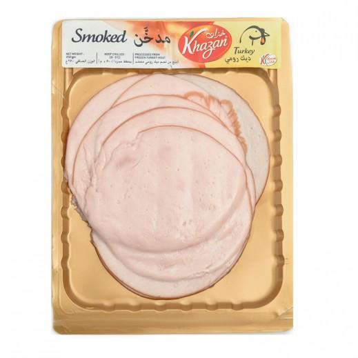 Khazan Turkey Smoked Slice 250 g