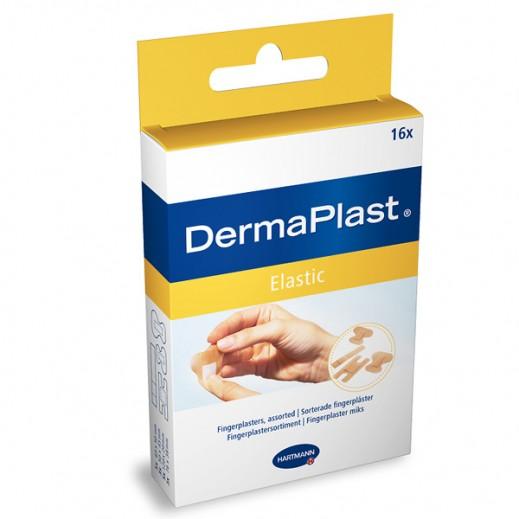 Hartmann Dermaplast Elastic Plaster 16 Pieces