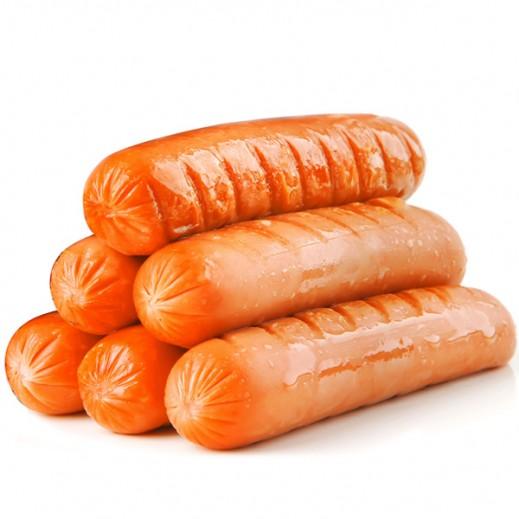 Khazan Jumbo Beef Sausage 500 g (6 Pieces)