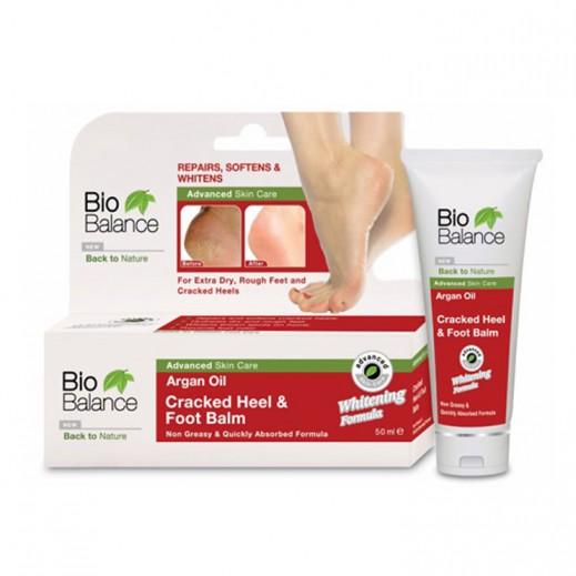 Bio Balance Argan Oil Cracked Heel & Foot Balm 60 ml