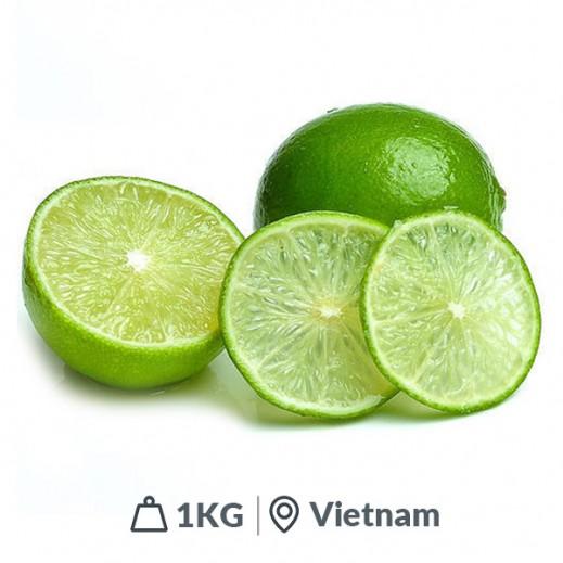 Fresh Vietnamese Seedless Lemon  (1 kg Approx)
