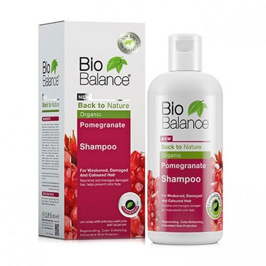 Bio Balance Organic Pomegranate Shampoo 330 ml