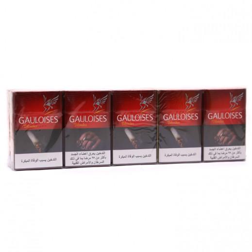 Gauloises Red Light Filter Cigarettes (Ctn)