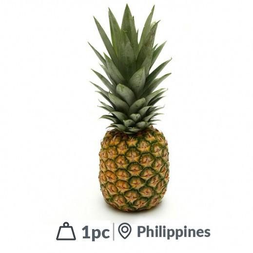 Fresh Filipino Pineapple 1 Pc