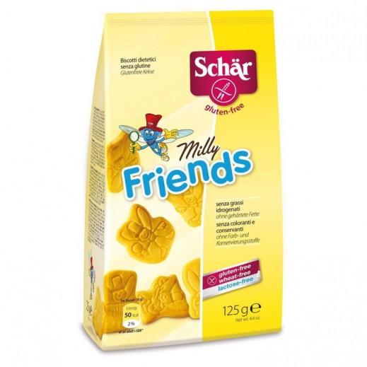 Schar Gluten Free Milly Friends Biscuits 125 g