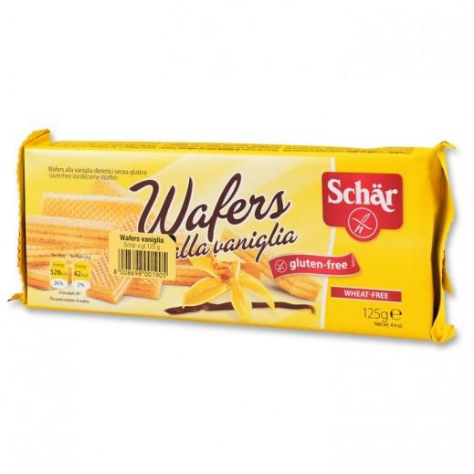 Schar Gluten Free Vanilla Wafers 125 g