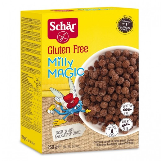 Schar Gluten Free Milly Magic Coco Cereal 250 g
