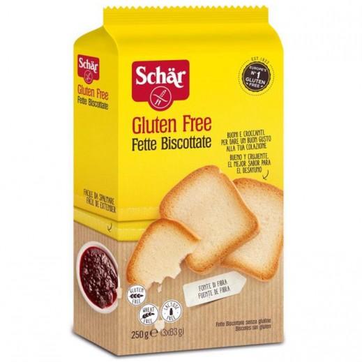 Schar Gluten Free (Fette Biscottate) Rusk 260 g