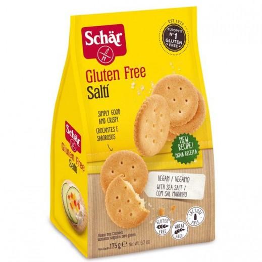 Schar Gluten Free Salti Carckers Biscuits 175 g