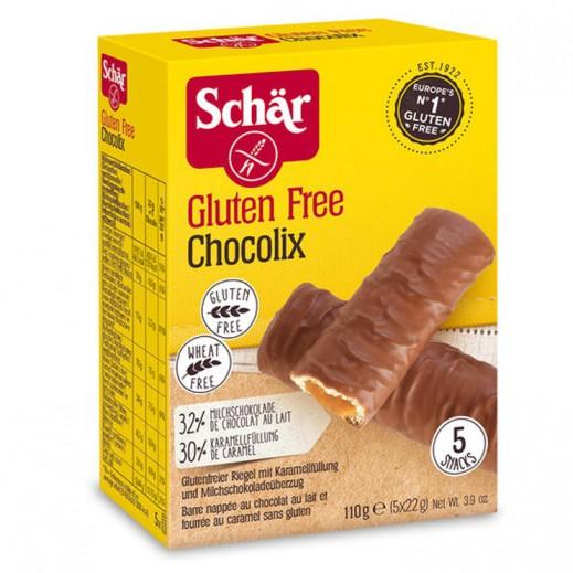 Schar Gluten Free Chocolix 110 g