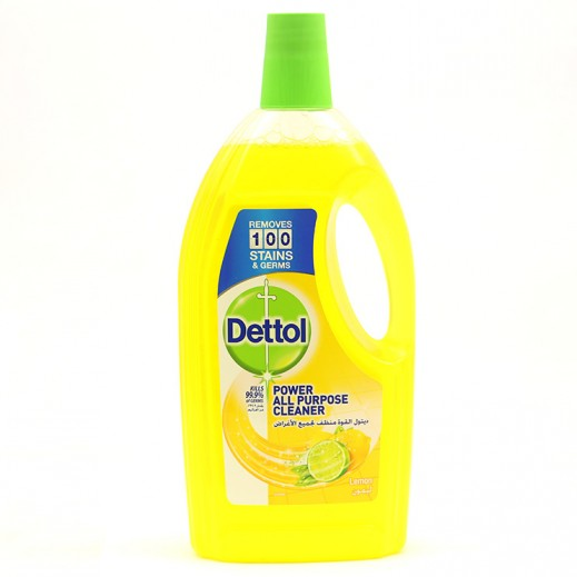 Dettol Disinfectant All Purpose Cleaner Lemon 900 ml