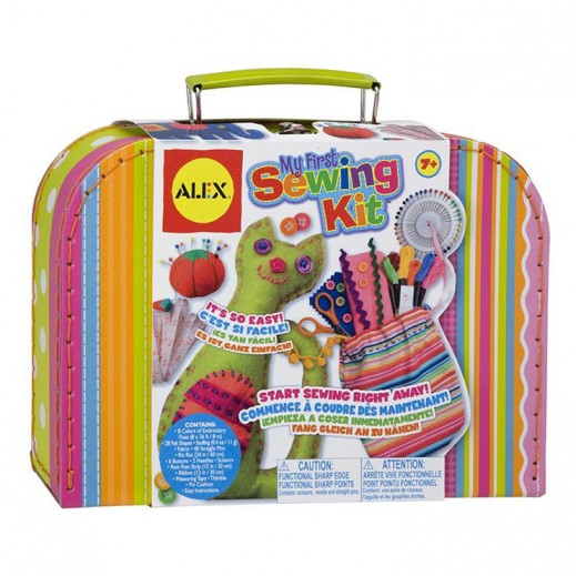 Alex Panline My First Sewing Kit