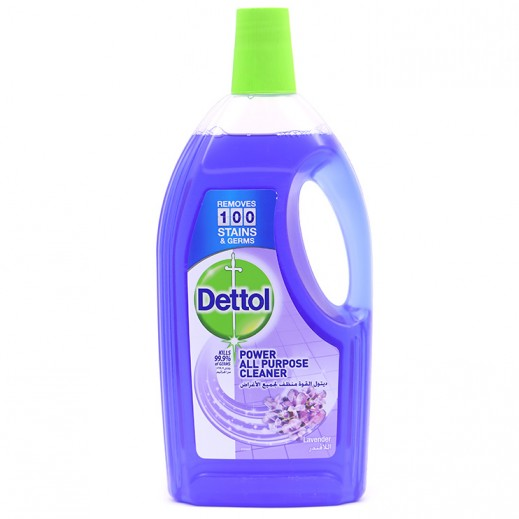 Dettol Disinfectant All Purpose Cleaner Lavender 900 ml