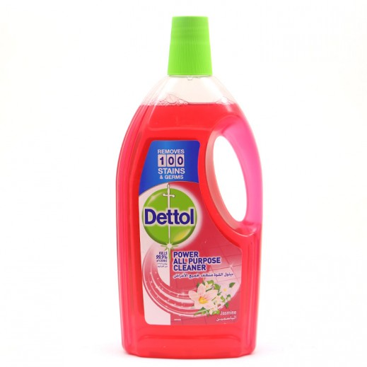 Dettol Disinfectant All Purpose Cleaner Jasmine 900 ml