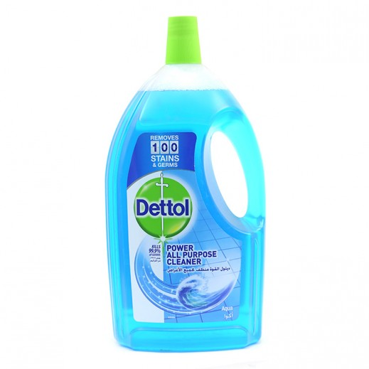 Dettol Disinfectant All Purpose Cleaner Aqua 900 ml