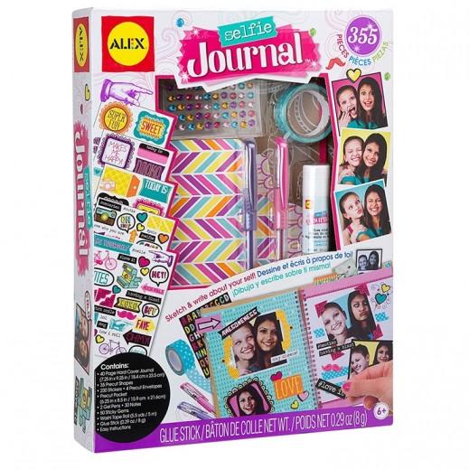 Alex Panline Selfie Journal Kit
