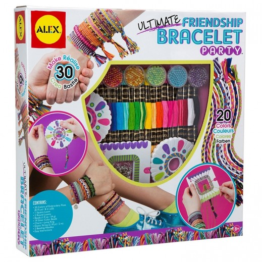 Alex Panline Ultimate Friendship Bracelet Party Kit