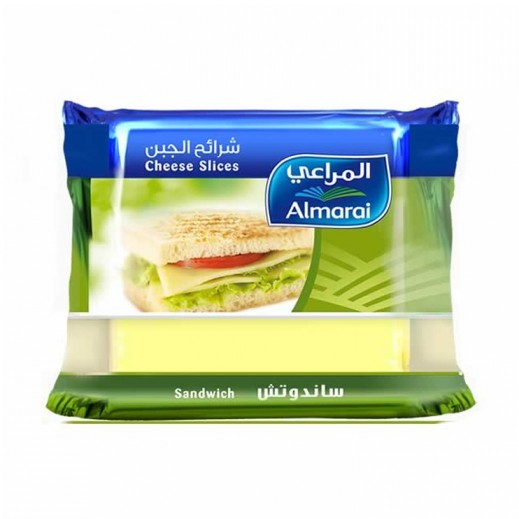 Almarai Sandwich Cheese Slices 10 pieces 200 g