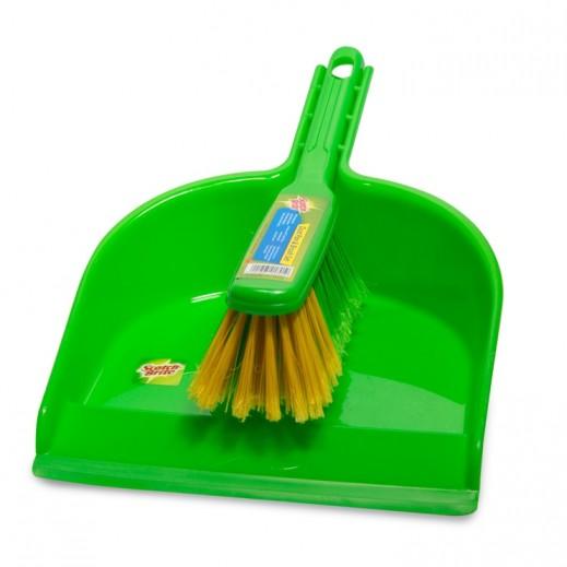 Scotch-Brite Handy Dustpan & Brush Set