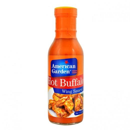 American Garden Hot Buffalo Wing Sauce 355 ml