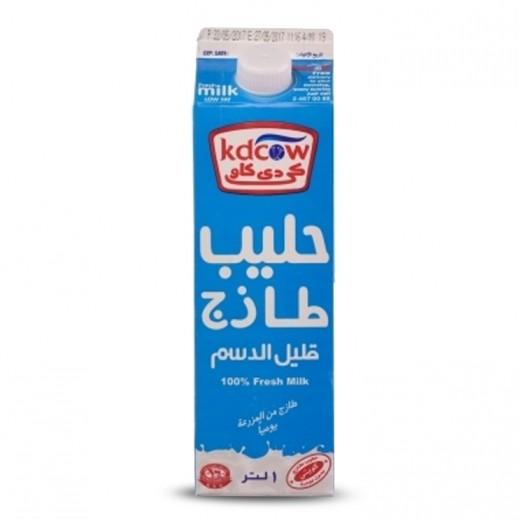 KDCOW  Fresh Low Fat Milk 1 L